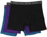 Kenneth Cole Reaction 3-Pack Boxer Brief - Cotton Stretch