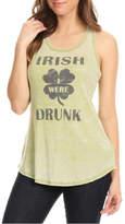 T-Party Fashion Irish-I-Were-Drunk Tank