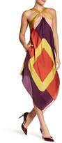 Rachel Roy Halter Scarf Dress