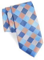 Nordstrom Men's Check Silk Tie