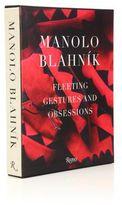 Manolo Blahnik Fleeting Gestures & Obsessions Book
