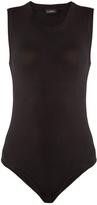 La Perla Soul sleeveless stretch-silk bodysuit