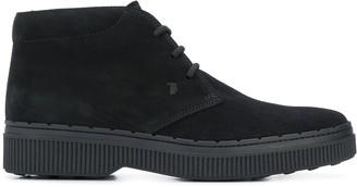 Tod's Chunky Desert Boots