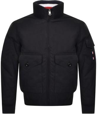 Tommy Hilfiger Icon Bomber Jacket Black