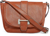Liz Claiborne Alexis Flip Saddle Crossbody Bag