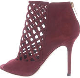 Jimmy Choo Drift Cage Booties