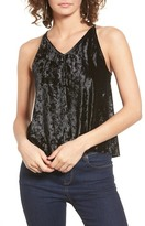 Ten Sixty Sherman Oil Washed Velvet Tank