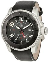 Magnum Vip Time Italy Men's VP5044ST GMT Watch