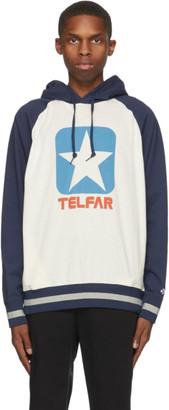 Telfar Off-White Converse Edition Logo Hoodie