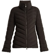 Moncler Solanum funnel-neck quilted-down jacket