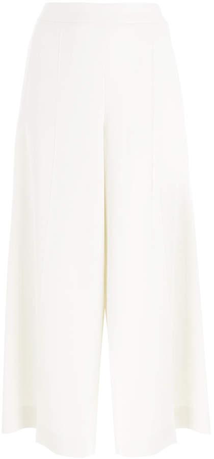 Salvatore Ferragamo wide leg culottes