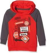 Benetton Boy's Pullover W/Hood Hoodie