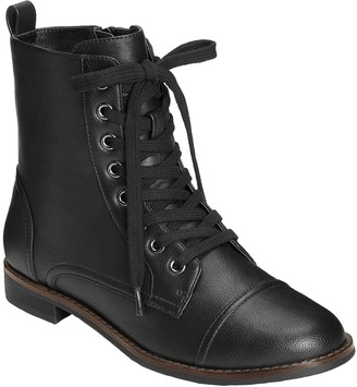 Aerosoles Lace-Up Boots - Prism