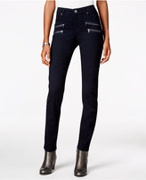 Style&Co. Style & Co. Petite Zip-Pocket Skinny Jeans, Only at Macy's