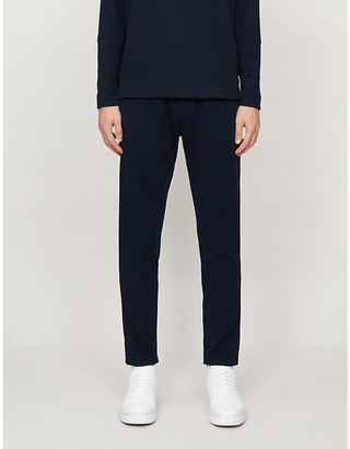 Candreva slim-fit stretch-jersey trousers