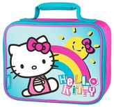 Hello Kitty Thermos Lunch Box - Blue