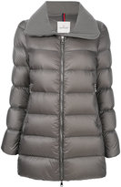 Moncler Torcyn padded jacket - women - Feather Down/Polyamide/Cashmere/Virgin Wool - IV
