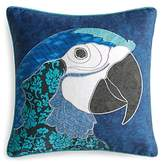 Sky Mia Parrot Decorative Pillow, 18 x 18 - 100% Exclusive