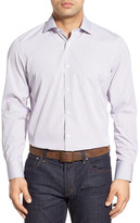 John W. Nordstrom Regular Fit Cutaway Collar Dobby Sport Shirt