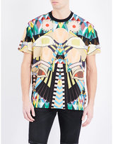 Givenchy Kaleidoscope-print Cotton-jersey T-shirt