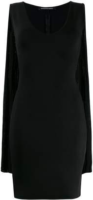 Valenti Antonino cape dress