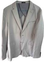 De Fursac Beige Cotton Jackets