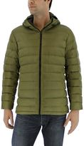 adidas Men's Down Hooded Puffer Jacket