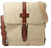 Fossil Emerson Canvas City Bag