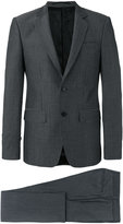 Givenchy houndstooth pattern suit - men - Cotton/Acetate/Cupro/Wool - 46