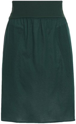 Eres Zephyr Oscar Cotton-jersey Skirt