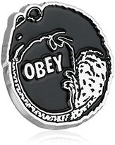 Obey Men's Rats Forever Pin