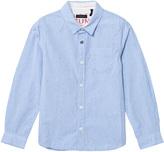 Ikks Blue Speck Shirt