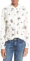 Equipment Women's 'Signature' Print Silk Shirt