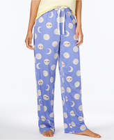 Hue Printed Knit Pajama Pants