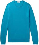 John Smedley - Hatfield Slim-fit Sea Island Cotton Sweater