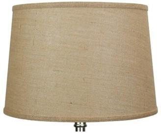 "Symple Stuff 16"" Linen Drum Lamp Shade"