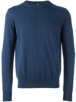 Fay crew neck jumper - men - Virgin Wool - 56