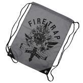 Firetrap Blackseal Logo Gym Bag