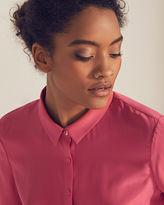 Ted Baker Buttonfront silk shirt
