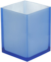 Bathroom waste bins shopstyle uk for Blue bathroom bin