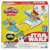 Star Wars Play-Doh Luke Skywalker and Snowtrooper Can-Heads Plus Glow Compound