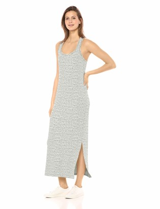 Daily Ritual Amazon Brand Women's Supersoft Terry Racerback Maxi Dress