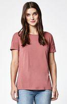La Hearts Strappy Back T-Shirt