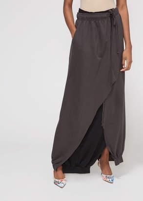 Vetements Sweatpant Skirt