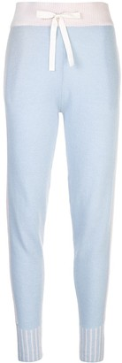Morgan Lane Hailey cashmere track pants