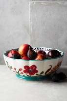 Nathalie Lete Francophile Serving Bowl