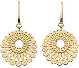Kit Heath Chantilly Drop Earrings, Gold