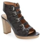 Kenneth Cole New York Women's 'Kennedy' Buckle Strap Block Heel Sandal
