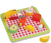 Janod Tray of fruit and vegetables