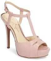 Jessica Simpson Barretta T-Strap Platform Sandal (Women)